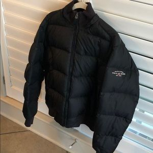 Ralph Lauren Polo Puffer Coat